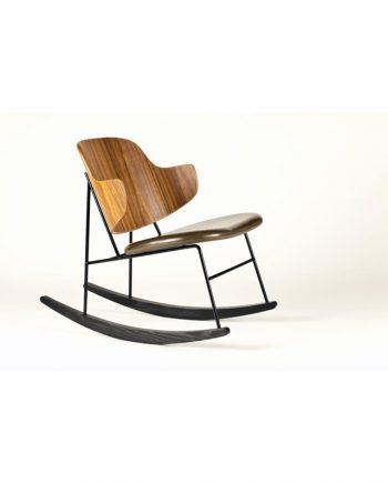 Ib Kofod-Larsen Penguin Rocking Chair