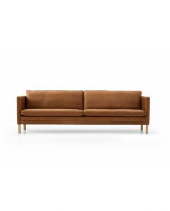 MH2614 Sofa - Leather   Mogens Hansen